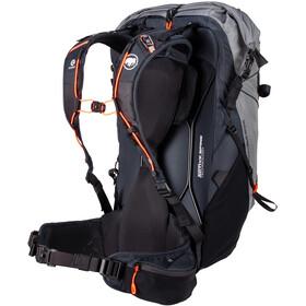 Mammut Ducan Spine 28-35 Hiking Backpack Women granit/black